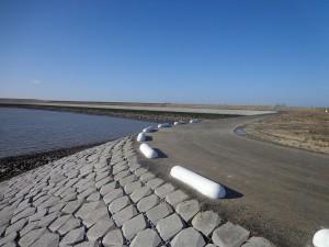 Fietspad Havenkanaal Zierikzee / Bron: Omroep Zeeland
