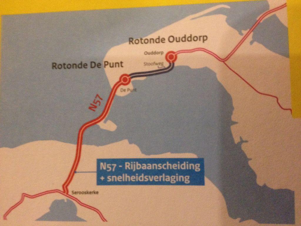 Veiligheidsbeleid Rijkswaterstaat Brouwersdam (Bron: RTV Rijnmond)
