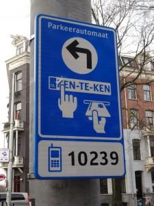Digitaal parkeren (foto: harry_nl)